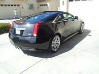Picture of 2012 Cadillac CTS-V Coupe Base, exterior