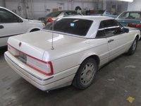 1991 Cadillac Allante Overview