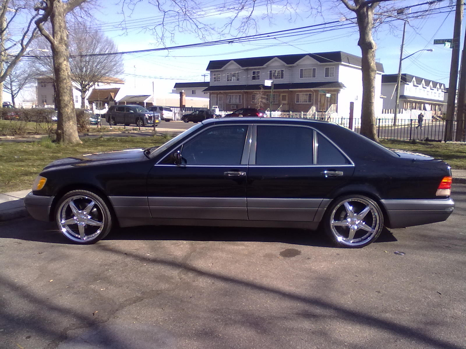1995 mercedes benz s class pictures cargurus for Mercedes benz s500