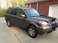 Picture of 2007 Honda Pilot 4 Dr EX, exterior, gallery_worthy