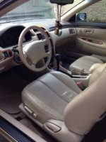 Picture of 2001 Toyota Camry XLE V6, interior