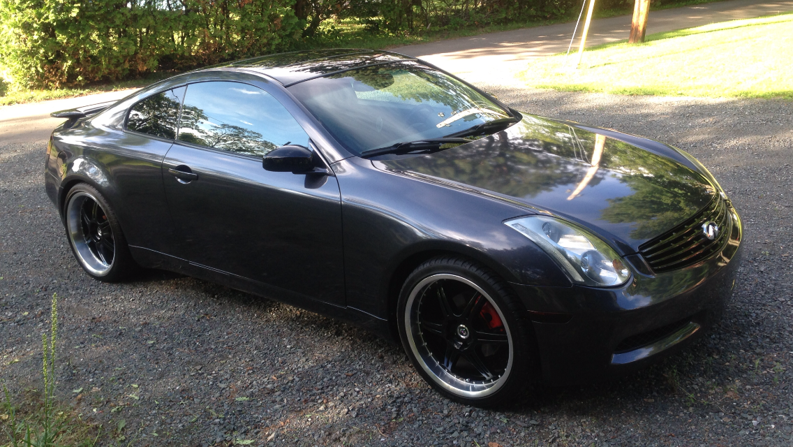 Photo of a 2003 infiniti g35 coupe g pictures to pin on pinterest