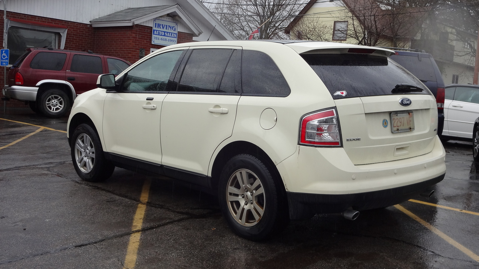 Image Result For Ford Edge Cargurus