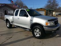 Picture of 2003 Ford F-150 XLT Extended Cab Stepside 4WD SB, exterior, gallery_worthy