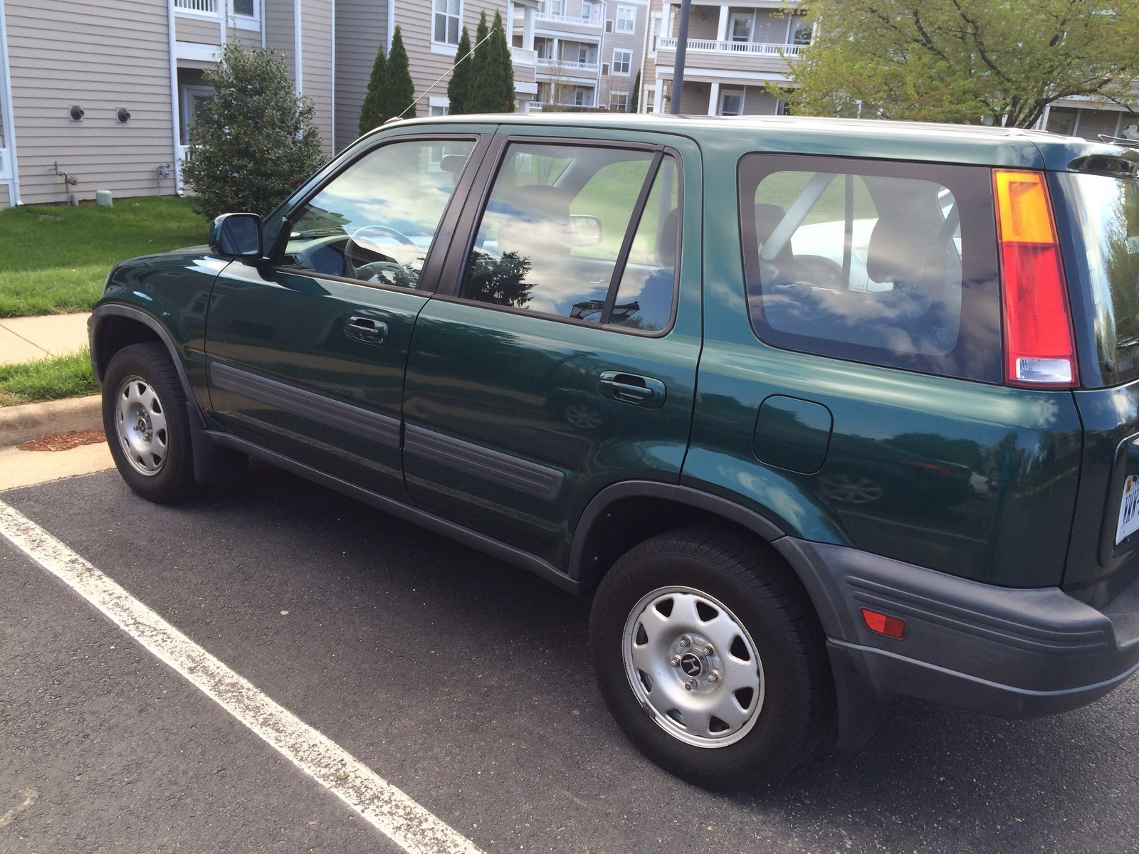 2001 Honda CR-V - Overview - CarGurus