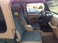 Picture of 1999 Jeep Wrangler Sahara, interior