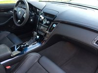 Picture of 2012 Cadillac CTS-V Wagon, interior