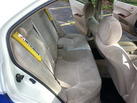 Picture of 2000 Mitsubishi Galant ES, interior
