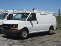 2003 GMC Savana Cargo Overview