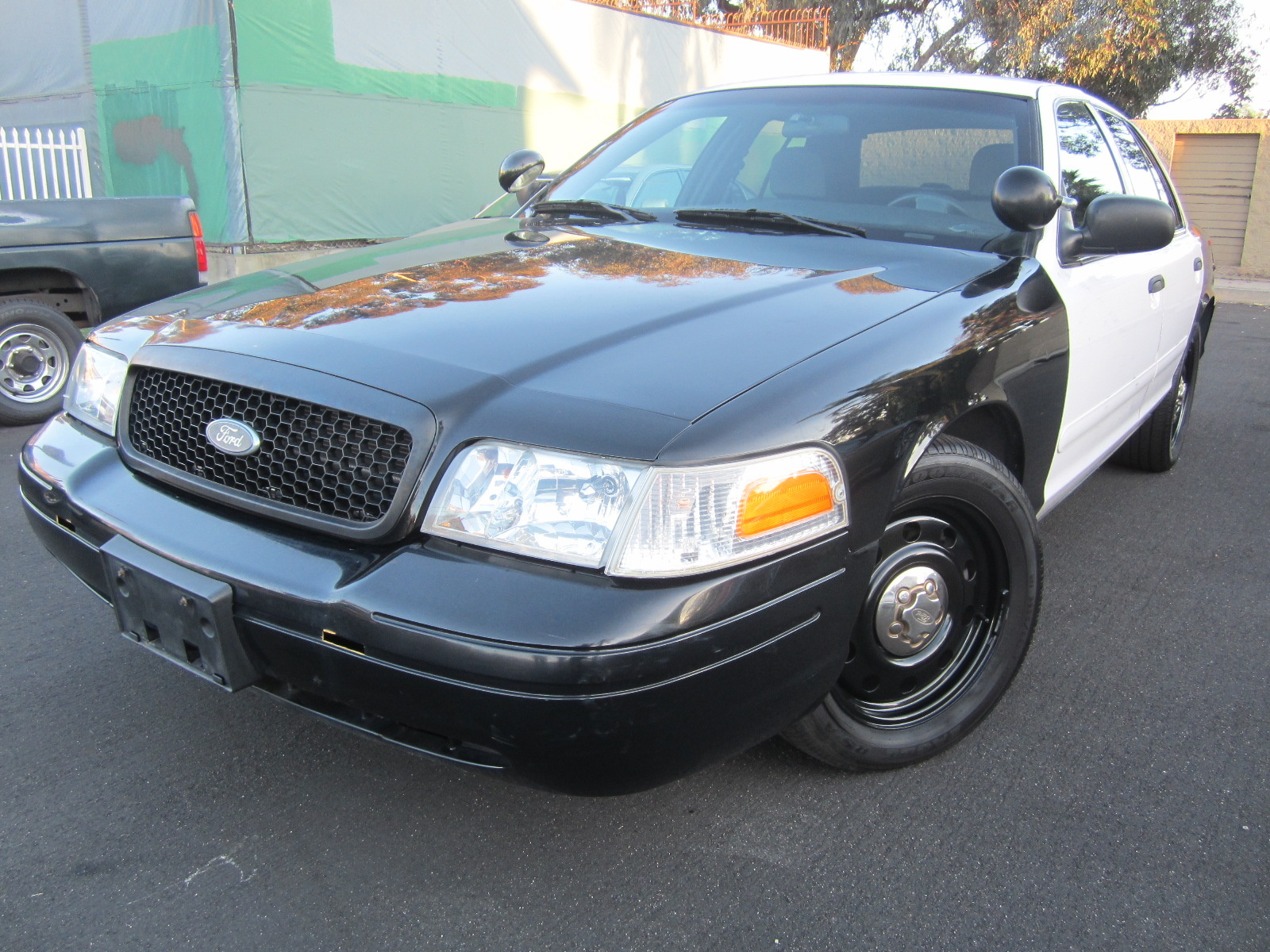 2008 ford crown victoria pictures cargurus. Black Bedroom Furniture Sets. Home Design Ideas