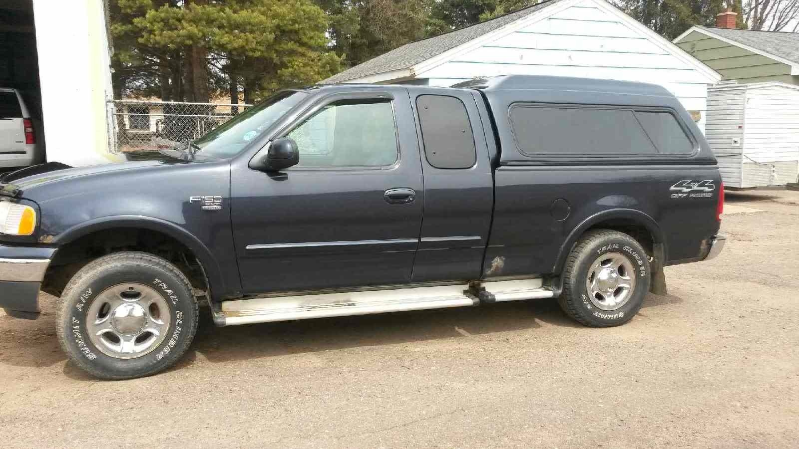 Picture of 1999 Ford F-150 XLT 4WD Extended Cab LB, exterior