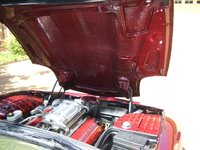 Picture of 2003 Chevrolet Corvette Convertible, engine