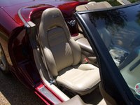 Picture of 2003 Chevrolet Corvette Convertible, interior