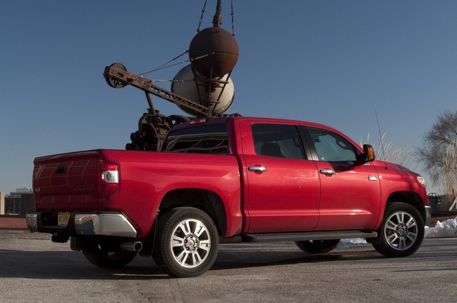 Used 2014 Toyota Tundra Platinum For Sale Cargurus Autos