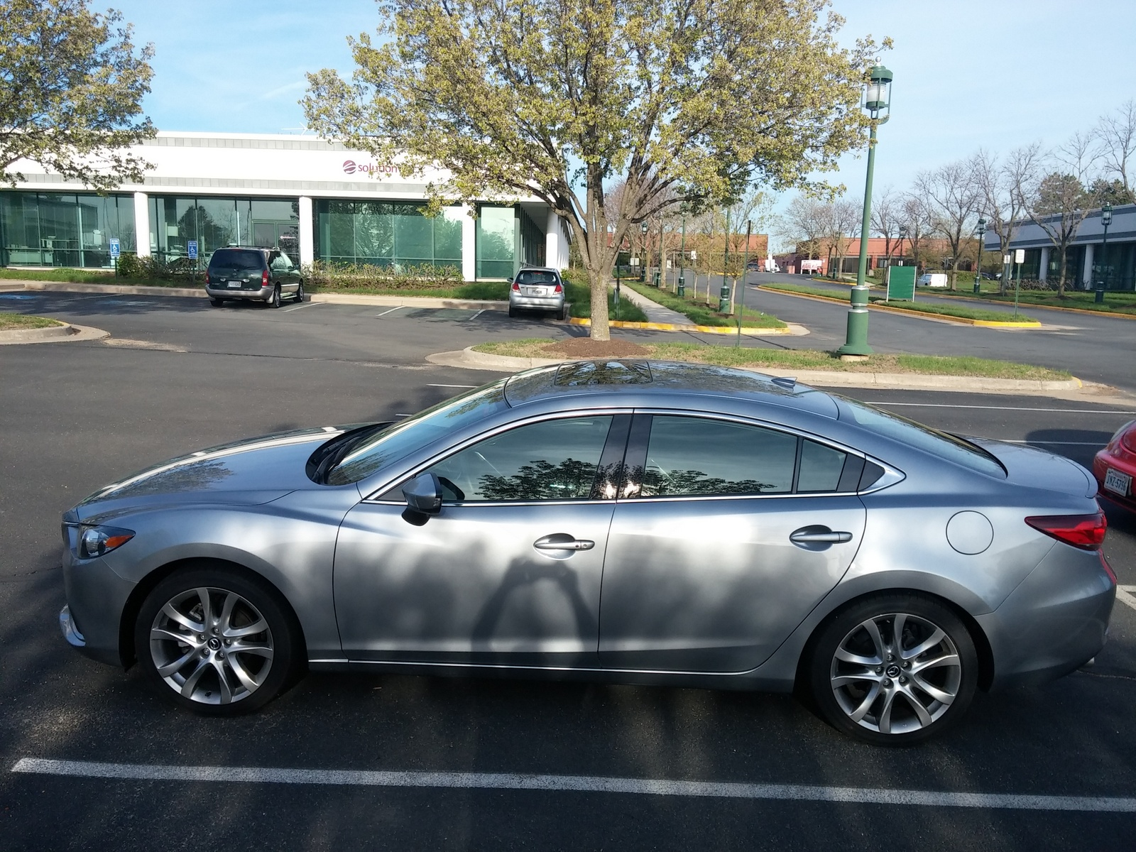 Picture of 2014 Mazda MAZDA6 i Grand Touring