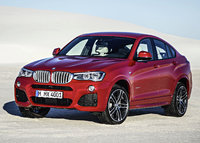 2015 BMW X4, Front-quarter view, exterior, manufacturer, gallery_worthy