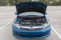 Picture of 2012 Honda Civic LX, engine
