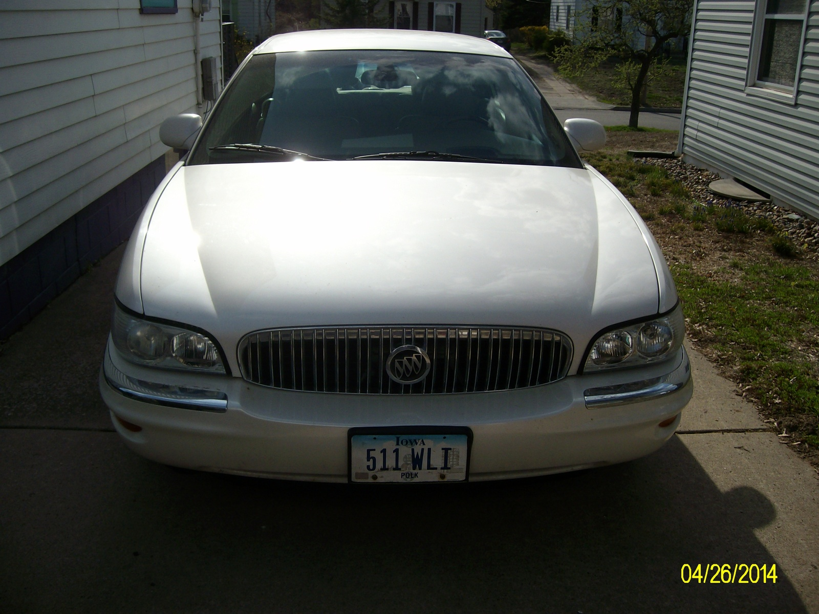 Picture of 2004 Buick Park Avenue Ultra