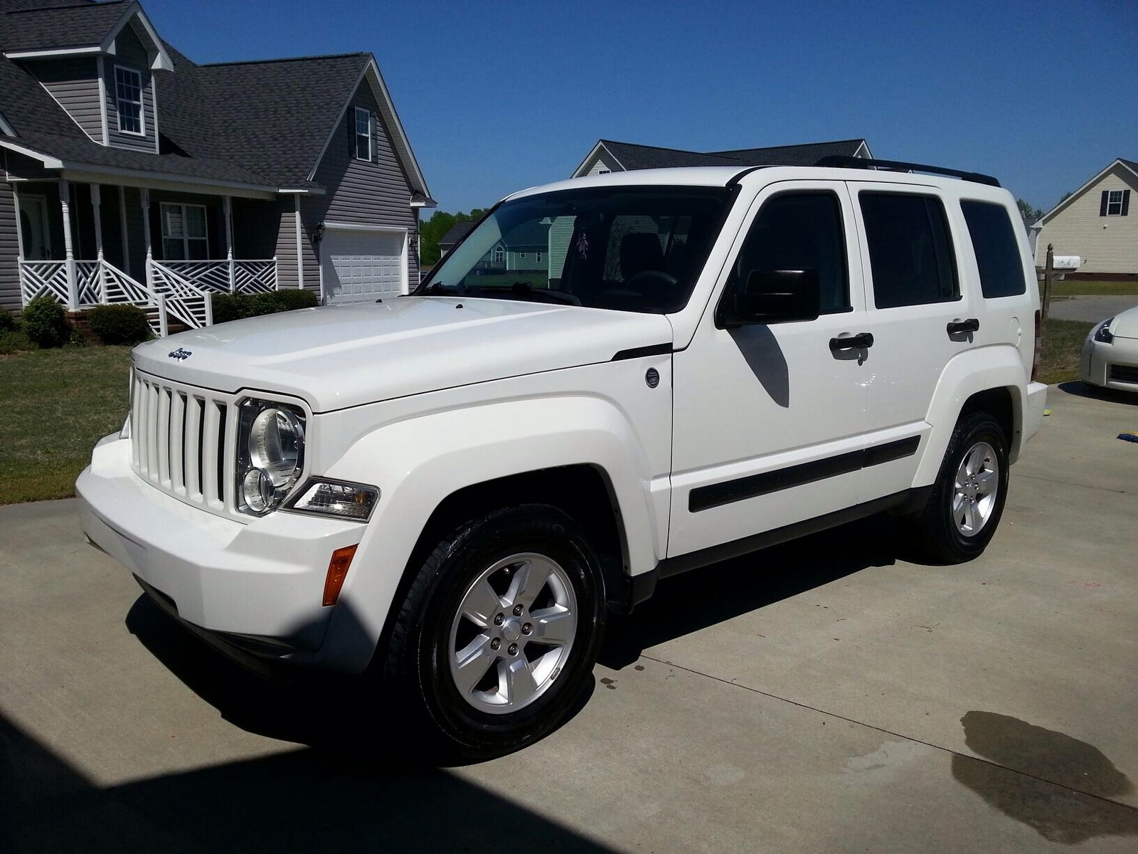 picture of 2009 jeep liberty sport 4wd exterior. Black Bedroom Furniture Sets. Home Design Ideas