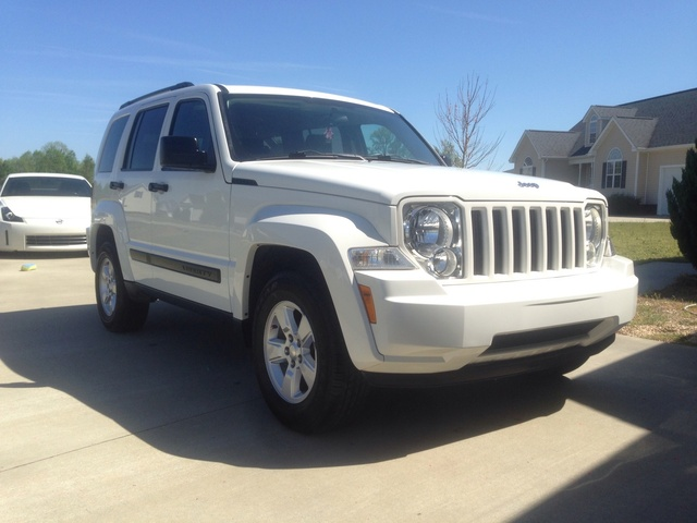 Picture of 2009 Jeep Liberty Sport 4WD, exterior