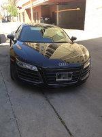 Picture of 2014 Audi R8 V10 Plus, exterior
