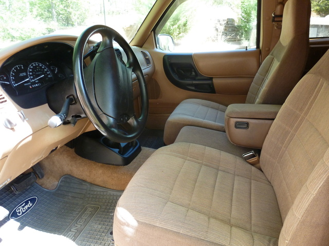 1996 Ford Ranger Interior Pictures Cargurus