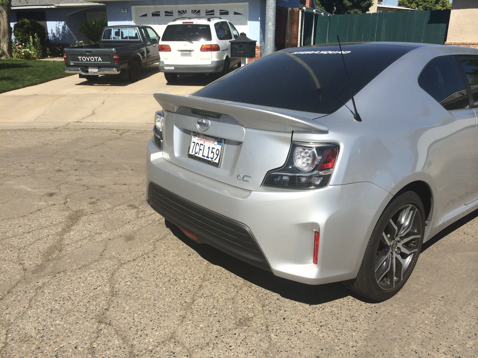 Picture of 2014 Scion tC Base