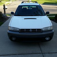 Picture of 1997 Subaru Legacy 4 Dr Outback Limited AWD Wagon, exterior