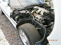 Picture of 1990 Chevrolet Corvette ZR1, engine