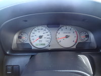 Picture of 2001 Nissan Frontier 4 Dr SE Crew Cab SB, interior