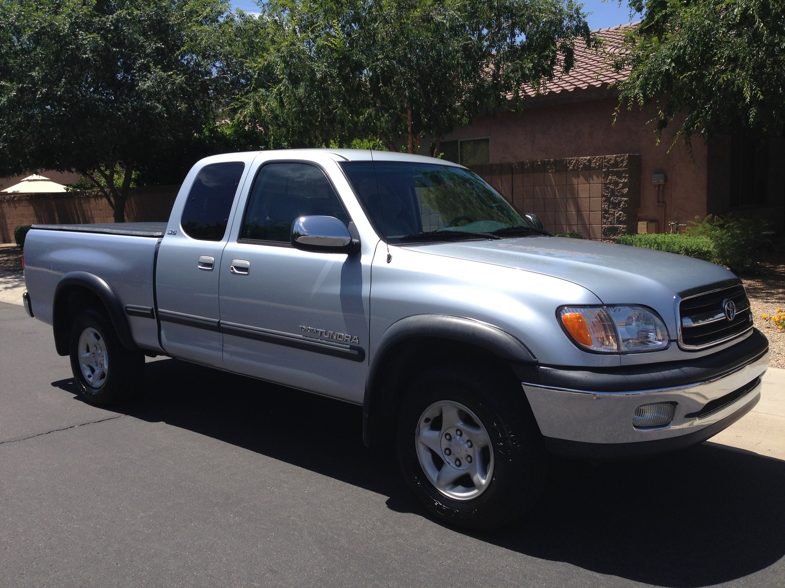 2007 Chevrolet Silverado 1500 Extended Cab >> 2000 Toyota Tundra - Pictures - CarGurus
