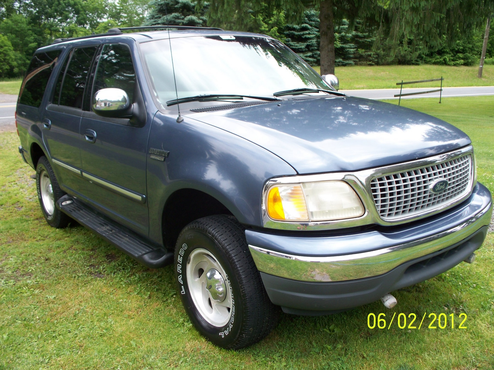 06 Ford Expedition Owners Manual