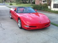Picture of 2001 Chevrolet Corvette Convertible, exterior, gallery_worthy