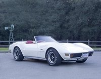 1972 Chevrolet Corvette Convertible, 1972 LT1 Convertible, exterior, gallery_worthy