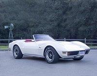 1972 Chevrolet Corvette Convertible, 1972 LT1 Convertible, exterior