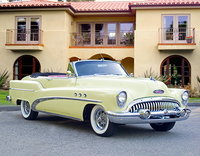 1953 Buick Roadmaster, 1953 Buick Super Model 56C convertible, exterior, gallery_worthy