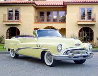 1953 Buick Roadmaster Overview
