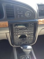 Picture of 2001 Lincoln Continental 4 Dr STD Sedan, interior