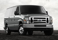 2013 Ford E-Series Cargo, Front-quarter view, exterior, manufacturer, gallery_worthy