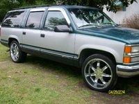 MY TOY - 1997 Chevrolet Suburban C1500 LS 5.7 VORTEC, exterior