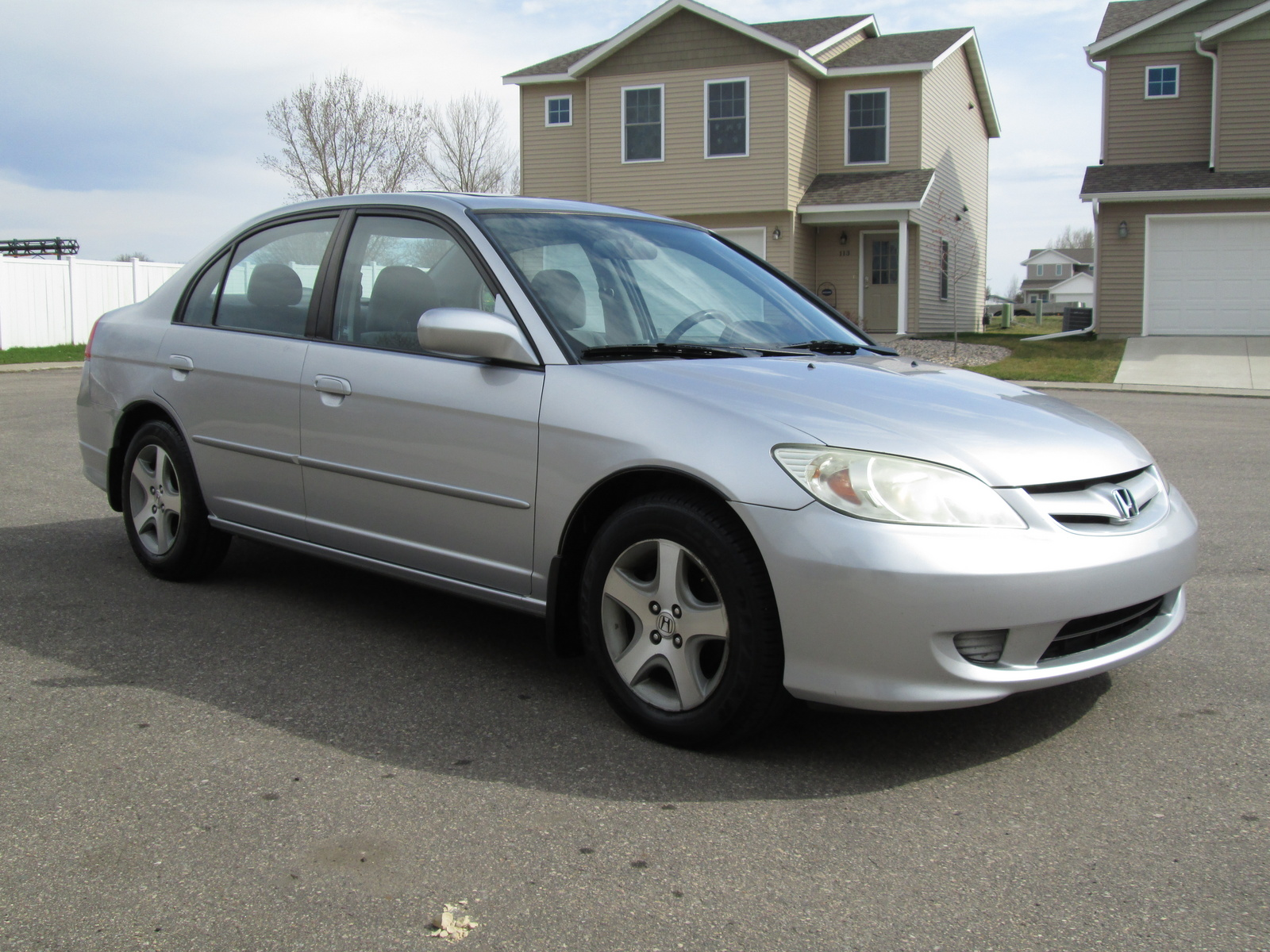 Used Honda Civic Si >> 2004 Honda Civic - Pictures - CarGurus