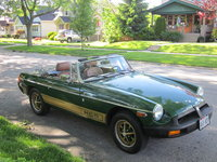 1977 MG MGB Overview