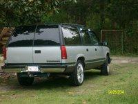 MY TOY -1997 Chevrolet Suburban C1500 LS 5.7, exterior