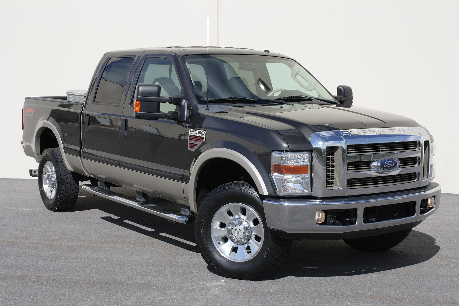 2008 Ford F-350 Super Duty - Pictures