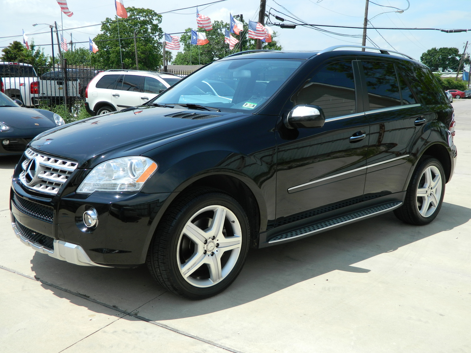 2010 mercedes benz m class pictures cargurus for Mercedes benz ml550 price