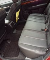 Picture of 2011 Subaru Legacy 2.5i Limited, interior