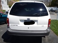 2001 Ford Windstar Cargo Overview