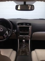 Picture of 2012 Lexus IS 250 AWD, interior