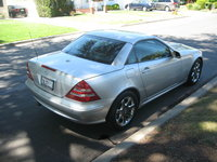 2002 Mercedes-Benz SLK-Class Overview