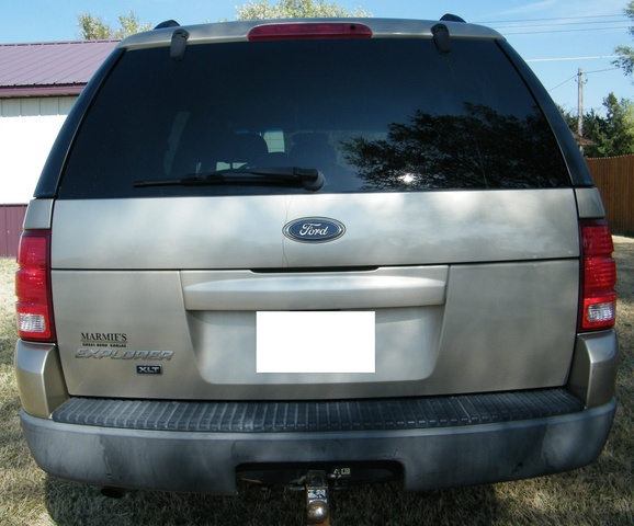 Picture of 2003 Ford Explorer XLT V6 4WD, exterior, gallery_worthy